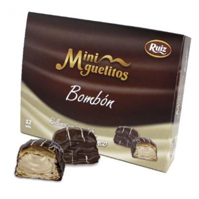 MIGUELITOS CHOCO BLANCO 250 g