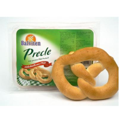 Pretzels bajos en proteínas de PKU 120g. BALVITEN