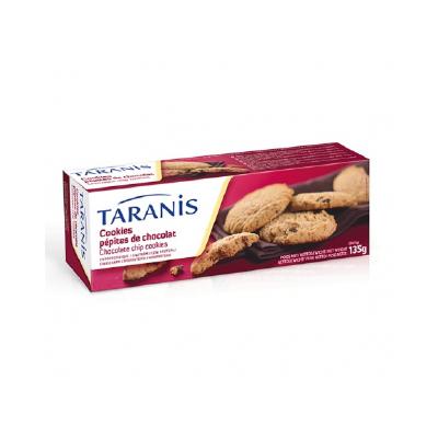COOKIS PEPITAS DE CHOCOLATE 135 g TARANIS