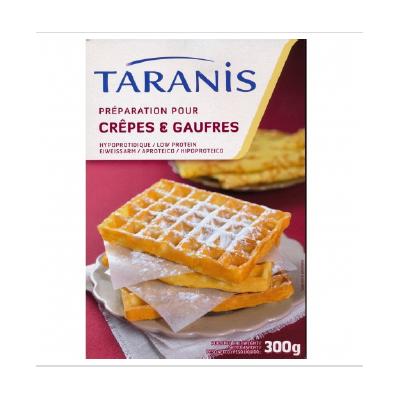 PREPARADO DE GOFRES 300 g TARANIS